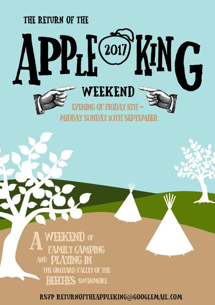 Apple King 2017 Invite